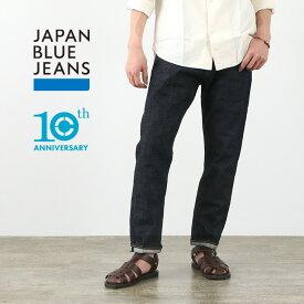 【期間限定!10%OFFクーポン】JAPAN BLUE JEANS(ジャパンブルージーンズ) J10TH2 10th アニバーサリー リミテッド サークル テーパード デニム / 10周年記念 / メンズ / ジーンズ / 岡山 日本製 / 10TH ANNIVERSARY LIMITED CIRCLE TAPERD