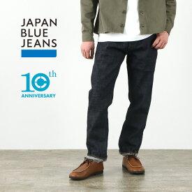 【期間限定!10%OFFクーポン】JAPAN BLUE JEANS(ジャパンブルージーンズ) J10TH3 10th アニバーサリー リミテッド サークル ストレート デニム / 10周年記念 / メンズ / ジーンズ / 岡山 日本製 / 10TH ANNIVERSARY LIMITED CIRCLE STRAIGHT