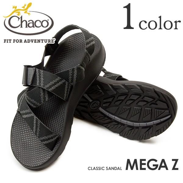 【2点以上で10%OFFクーポン】【スーパーSALEクーポン対象】CHACO(チャコ) メガZ クラシック サンダル / メンズ / スポーツサンダル / ストラップサンダル / MEGA Z CLASSIC【送料無料】