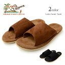 000ffbb64d20 ISLAND SLIPPER (island slippers) leather sandals   suede   shower sandals    opening toe   men