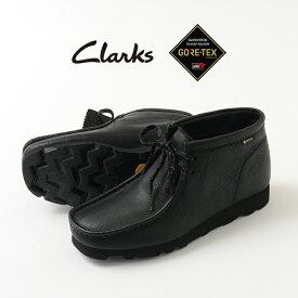 【期間限定ポイント10倍】CLARKS(クラークス) ワラビー ブーツ ゴアテックス / メンズ / 26146260 / WALLABEE BOOTS GTX