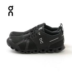 ON(オン) クラウド ウォータープルーフ / メンズ / スニーカー / ランニングシューズ / 靴 / 防水加工 軽量 / CLOUD WATERPROOF