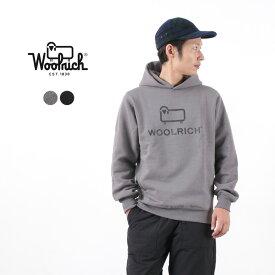 【40%OFF】WOOLRICH(ウールリッチ) コットンナイロン Wツイスト スウェット パーカー / メンズ / 日本製 / C/N W-TWIST SWEAT PARKA【セール】