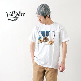 【30%OFF】LEFTY ART(レフティーアート) PAIR シューズ Tシャツ / プリント / 半袖 / メンズ / レディース / PAIR SHOES T-SHIRTS【セール】