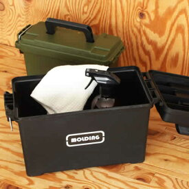 molding AMMO TOOL BOX アーモ(弾薬入れ)ツールボックス Lサイズ