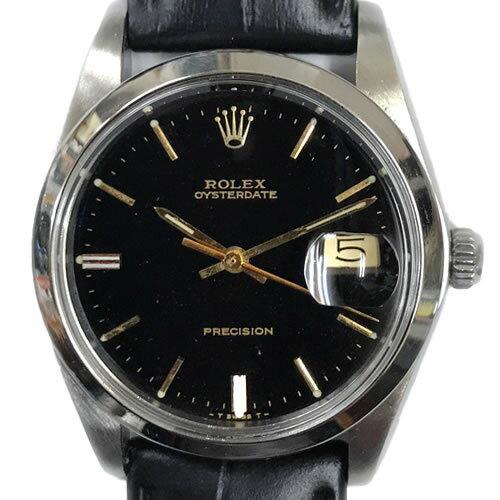 ROLEX OYSTER DATE オイスターデイト SS 1960's 手巻き式 オリジナル文字