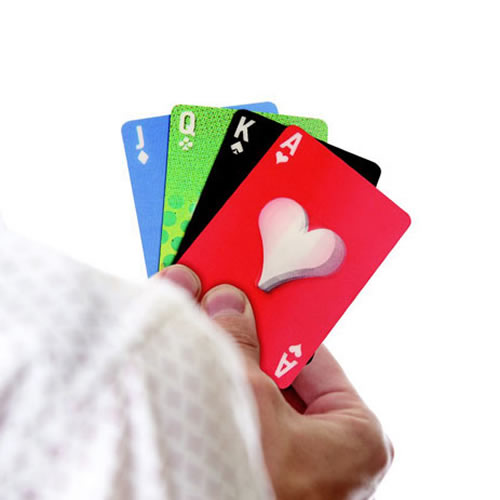 KIKKERLAND モーション カード