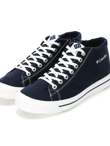 Columbia コロンビア 靴 スニーカー メンズ レディース ユニセックス ハイカット 防水 白 黒 通学 通勤 Hawthorne Rain II Waterproof ホーソンレイン2 ウォータープルーフ 撥水 レインシューズ アウトド