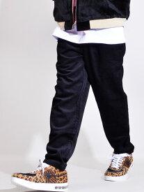 COOKMAN クックマン シェフパンツ chef pants コーデュロイ メンズ レディース ユニセックス 男女兼用 おしゃれ かわいい 大きいサイズ Chef Pants Corduroy カジュアルパンツ バギーパンツ 黒 コックマン 231-93806 231-03807