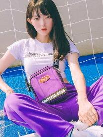 期間限定!最大20%OFFクーポン対象商品 デイライフ DAYLIFE バッグ ショルダーバッグ レディース メンズ 通学 高校生 女子 おしゃれ DAYLIFE X UNIONOBJET MINI CROSS BAG 可愛い かわいい 女子高生 韓国 ファッション バッグ 中学 高校 インスタ映え JK MINI-C-B