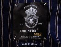 ファッション,メンズ,コーディネート,トップス,ボトムス,通販,ヒューストン,ゴールド,HOUSTON,GOLD,N-3B,メンズ,レディース,ユニセックス,大きいサイズ,中綿,ジャケット,アウター,日本製,ミリタリー,フライトジャケット,無地,HG003X