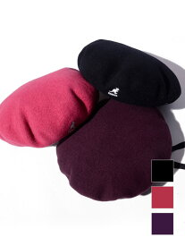 期間限定!最大20%OFFクーポン対象商品 KANGOL カンゴール ベレー帽 帽子 ウール レディース メンズ ユニセックス ハンチング SMU WOOL BIG MONTY BERET ウール ビッグ モンティ ベレー 大きいサイズ 日本別注 日本限定 ストリート K3332SM 188-169502