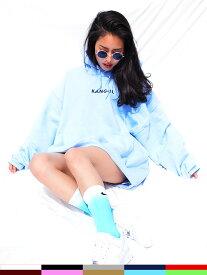 KANGOL カンゴール パーカー スウェット レディース メンズ ユニセックス 大きめ 大きいサイズ ブランド プルオーバー 裏起毛 おしゃれ ピンク 赤 別注商品 スウェットシャツ ロゴ 刺繍 ARKG-901