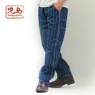 小島牛仔褲小島牛仔褲牛仔特朗普沃巴什畫家褲取得日本 RNB-1158年