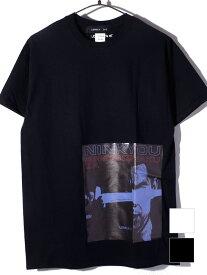 期間限定!最大20%OFFクーポン対象商品 LONELY 論理 ロンリー Tシャツ メンズ レディース 半袖 ブランド おしゃれ 大きいサイズ #8 NINKYOU S.O.Y T-SHIRTS 任侠 MADSADTOPMOB カルチャー ジャパニズム アンチヒーロー ストリート LONAW18-ST020