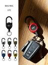 ROOT CO ルートコー マグネット内蔵型 カラビナ キーホルダー キーリング マグリール 登山 メンズ レディース GRAVITY…