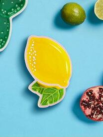 SUNNYLIFE サニーライフ トレイ 雑貨 食器 お皿 小物入れ 鍵入れ おしゃれ レトロ LEMON TRINKET TRAY レモン 北欧雑貨 果物 フルーツ 小皿 鍵置き アクセサリー入れ インテリア S8BTRILE