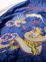 TAILOR TOYO テーラー東洋 スカジャン 2020 メンズ レディース ユニセックス 刺繍 ブランド 大きいサイズ タイガー&ドラゴン ジャパンマップ 富士山 日本地図 虎 龍 さくら 桜 リ