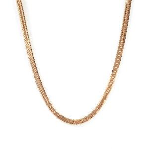 新品 喜平 ネックレス 12面トリプル 30g K18RG K18ローズゴールド 30.4g メンズ
