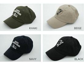 WSP BASIC LOW CAP ☆ Workson ワークソン ピーナッツ キャップ 帽子 SNOOPY スヌーピー
