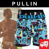プルイン 【送料無料】  PULLIN 【プルイン プーリン】  メンズアンダーウェア キャラクター柄