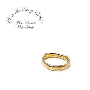 Flea Anthony Design フリーアンソニーデザイン Gold Collection リング K18-R-01-S 【アクセサリー 18金 ゴールド 指輪 ペアリング プレゼント 】【楽ギフ_包装】【RCP】10P03Dec16【smtb-k】【ky】