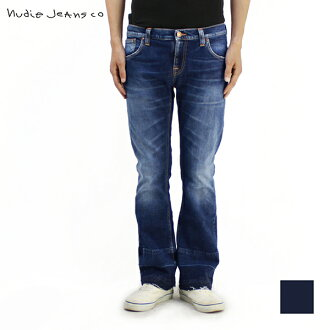 "Nudie Jeans(牛羚D牛仔褲)牛仔褲FUNKY FRANK""TURN DOWNS""112099 10P03Dec16"