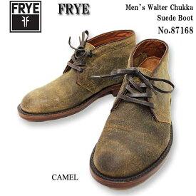FRYE フライ ブーツMen's Walter Chukka Suede Boot87168【楽ギフ_包装】【RCP】【smtb-k】【ky】10P03Dec16