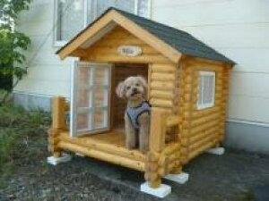 ログペットハウス 1000型 デラックス 室内犬用 柴犬 犬小屋 中型犬 小型犬 犬舎 木製ハウス