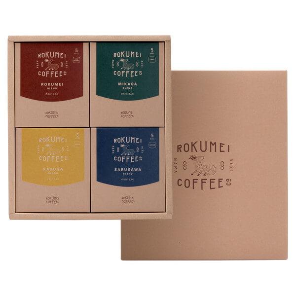 【 送料無料 】 お歳暮 クリスマス ギフト スペシャルティコーヒー コーヒーギフト COTONARA 日常を豊かにする4種のブレンド   コーヒー 珈琲 ドリップ スペシャリティコーヒー ドリップバッグコーヒー ドリップパック ドリップパックコーヒー 御歳暮 誕生日 プレゼント