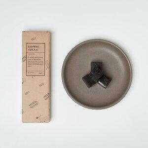 鹿鳴 コーヒー羊羹 | スペシャリティコーヒー バレンタイン ホワイトデー プチギフト お配り用 お返し パーティー 引き出物 おしゃれ かわいい お菓子