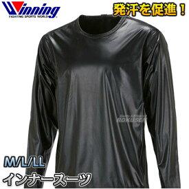 【ウイニング・Winning】アクティブインナースーツ M/L/LL F-81(F81) ボクシング 格闘技 ダイエット ウィニング