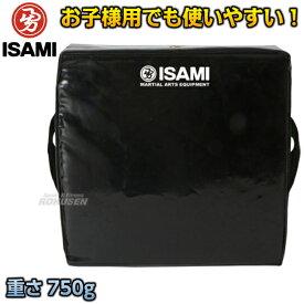 【ISAMI・イサミ】キックミット ボックスミット SS-300(SS300) 空手 格闘技 子供用 女性用 初心者用