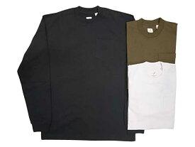 ANATOMICA アナトミカ POCKET TEE L/S ポケット ロングスリーブ Tシャツ MENS メンズ LADY'S レディース MADE IN JAPAN