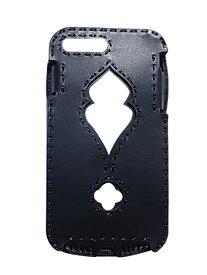 Ojaga design オジャガデザイン PAFURI iPhone7Plus/8Plusケース ブラック アイフォン7プラス/8プラスケース メイドインジャパン 【楽ギフ_包装】