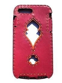 Ojaga design オジャガデザイン PAFURI iPhone7Plus/8Plusケース バーガンディー アイフォン7プラス/8プラスケース メイドインジャパン 【楽ギフ_包装】