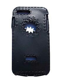 Ojaga design オジャガデザイン CYRENE iPhone7Plus/8Plusケース ブラック アイフォン7プラス/8プラスケース メイドインジャパン 【楽ギフ_包装】
