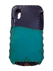 Ojaga design オジャガデザイン SUHAIL iPhoneXケース ブルー アイフォンXケース メイドインジャパン 【楽ギフ_包装】