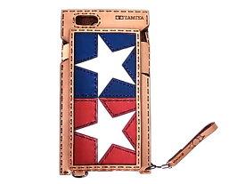 Ojaga design オジャガデザイン × TAMIYA タミヤ TWIN STAR iPhone6Plus ケース 2色(ナチュラル・ブラック) アイフォン6プラスケース メイドインジャパン 2015年モデル ホワイトレザー