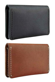RED WING レッドウィング Bifold Card Case カードケース(名刺入れ) 2色(Black/Oro-russet)REDWING アメリカ製 BOX付