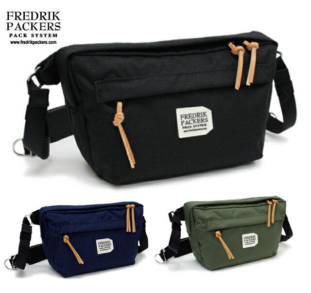 ★即日発送★ FREDRIK PACKERS フレドリックパッカーズ 500D FUNNY PACK ファニー パック ショルダーバッグ