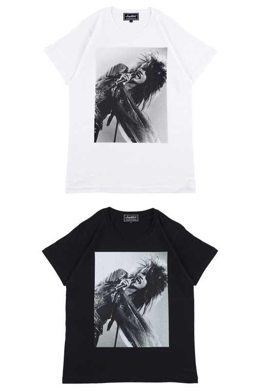 "Amplifier アンプリファイア ""ZIGGY"" TEE Tシャツ design A 2色(Black/White)"