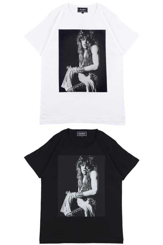 "Amplifier アンプリファイア ""ZIGGY"" TEE Tシャツ design B 2色(Black/White)"