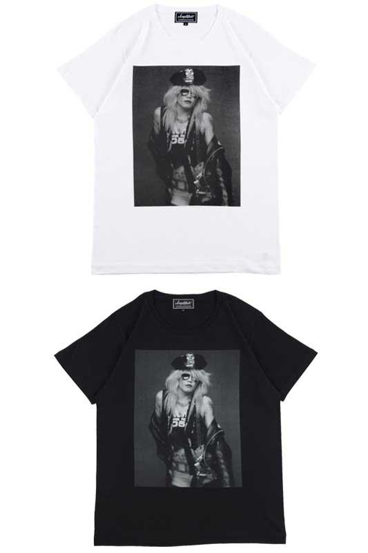 "Amplifier アンプリファイア ""ZIGGY"" TEE Tシャツ design C 2色(Black/White)"