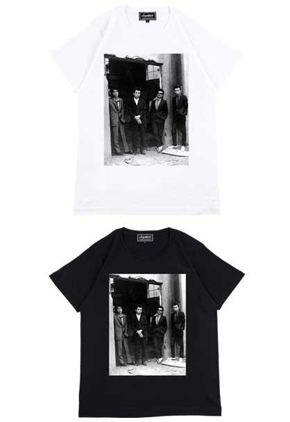 "★即日発送★ Amplifier アンプリファイア ""THE ROOSTERS"" TEE Tシャツ design A 2色(Black/White)"
