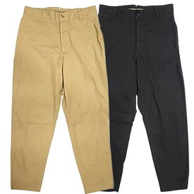 NEXUSVII. ネクサスセブン NON BONTAGE PANTS ノンボンテージパンツ 2色(BLACK/KHAKI)