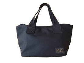 MIS エムアイエス MINI TOTE BAG ミニ トートバッグ MADE IN CALIF USA 2色(Black/Coyote Tan)