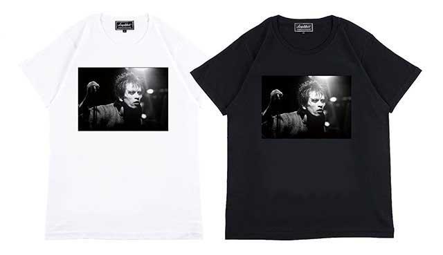 """Amplifier アンプリファイア """"THE STALIN"""" TEE design B 2色(Black/White)"""