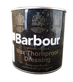 Barbour バブアー WAX Thornproof Dressing ソーンプルーフ オイル 200ml オイル缶 バーブァー