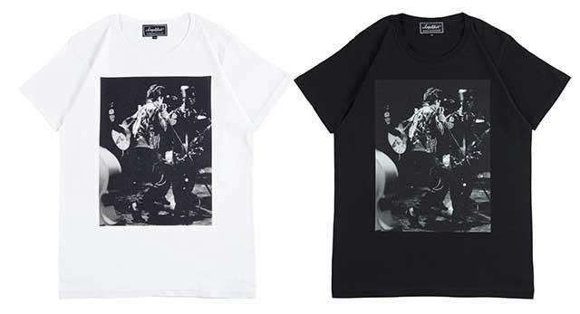 "Amplifier アンプリファイア ""BLACK CATS"" TEE Tシャツ design A 2色(Black/White)"